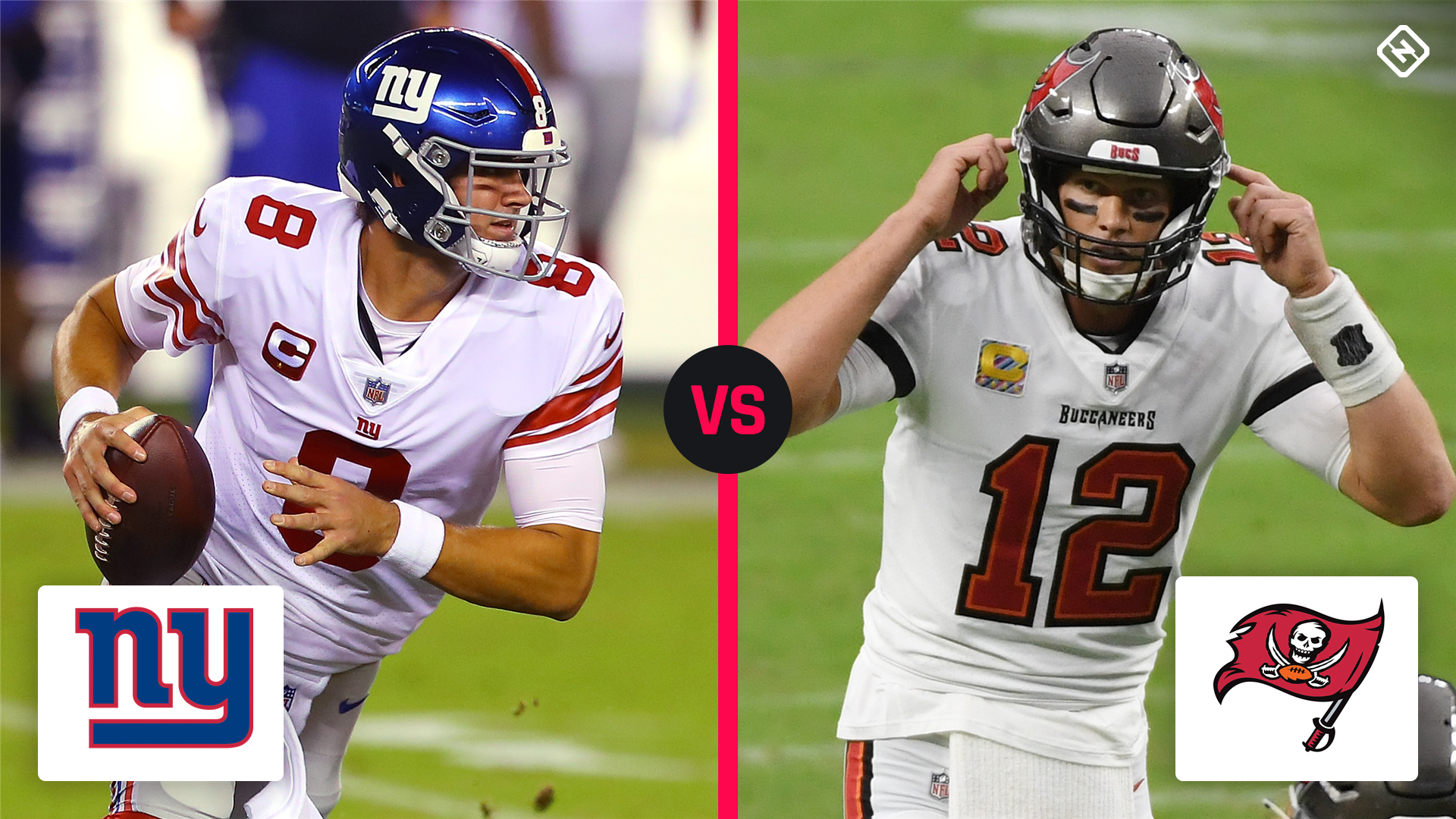 What Channel Is Giants Vs Buccaneers On Today Schedule Time For Monday Night Football In Week 8 Sporting News