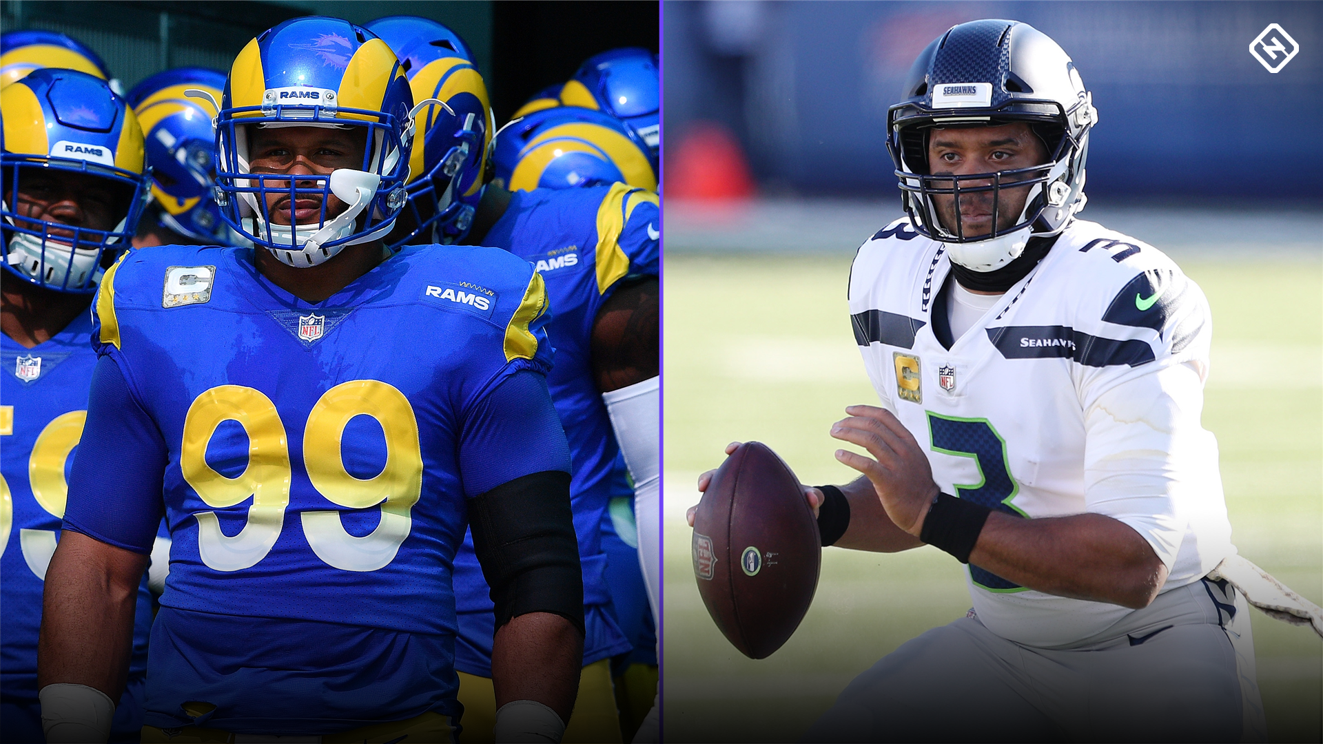 What channel is Seahawks vs. Rams on today? Time, TV schedule for Week 10 NFL game