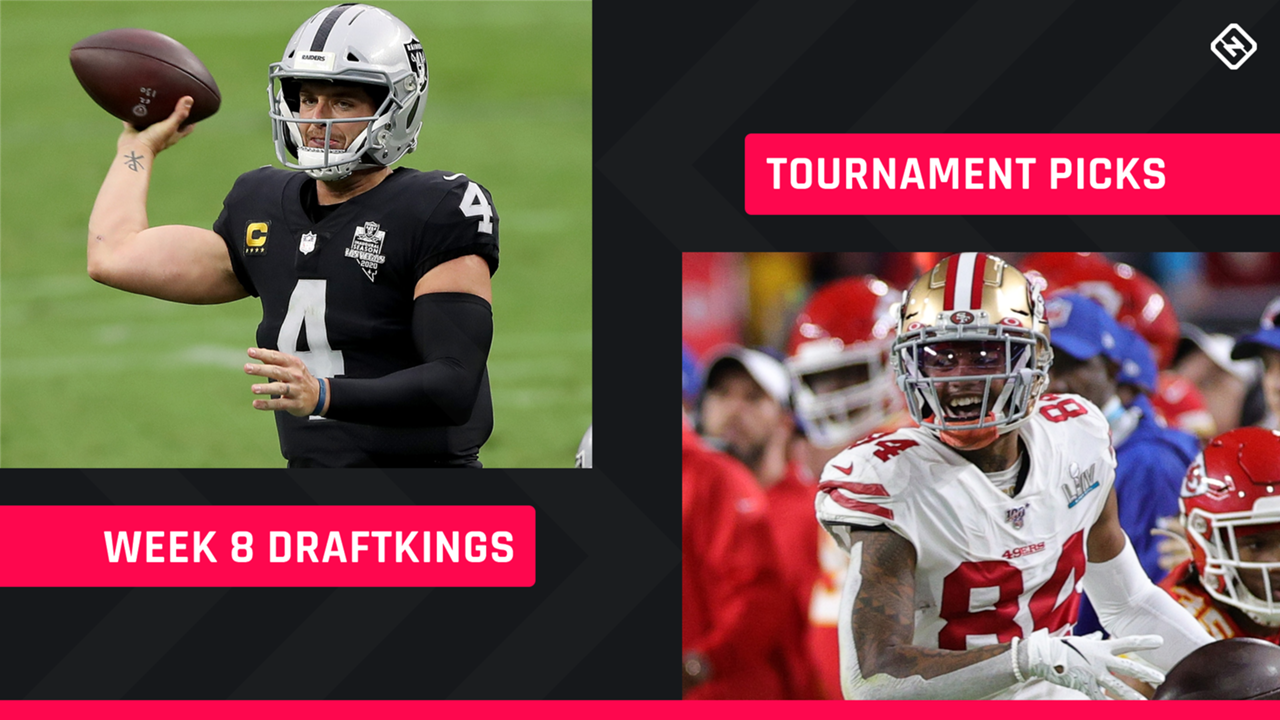 Draftkings Picks Week 8 Nfl Dfs Lineup Advice For Daily Fantasy Football Tournaments Sporting News