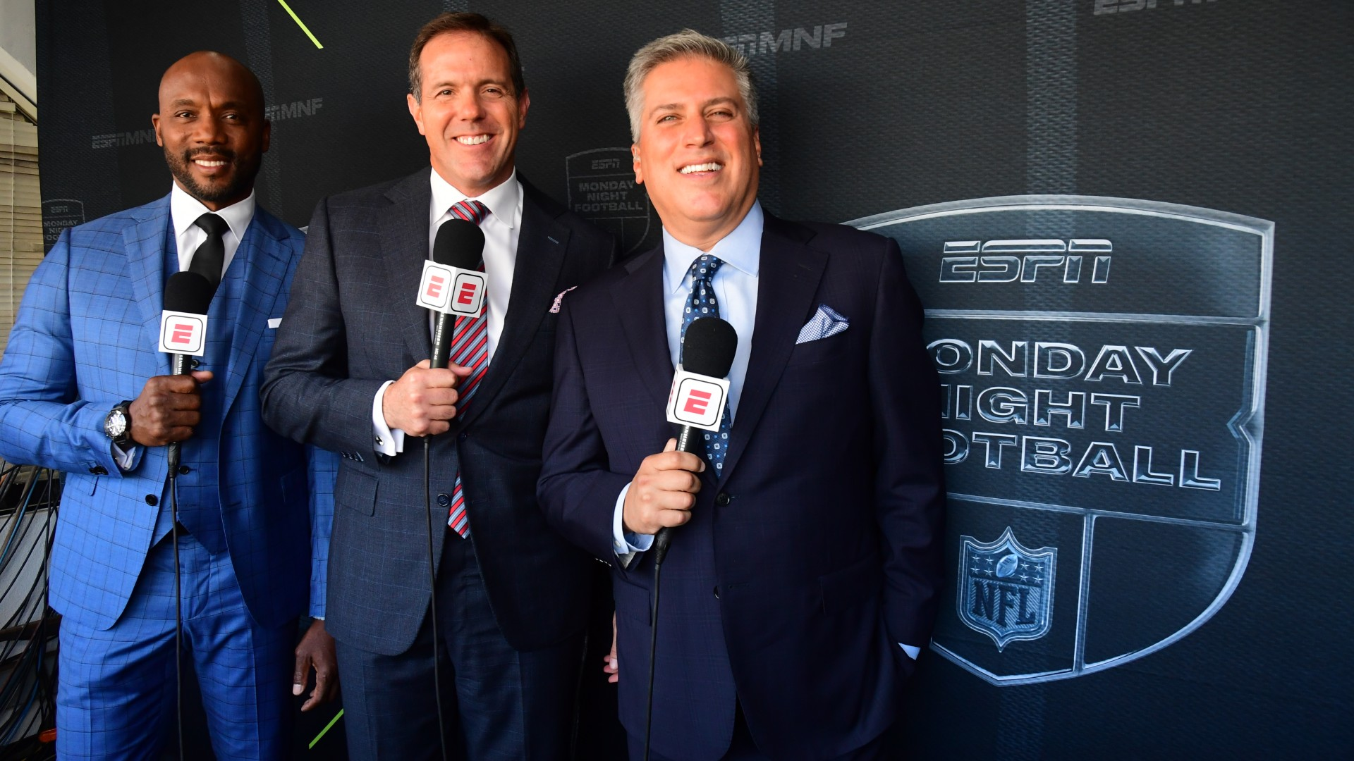 Breaking down ESPN's new 'Monday Night Football' booth, Fox and CBS NFL  announcers in 2020 | Sporting News