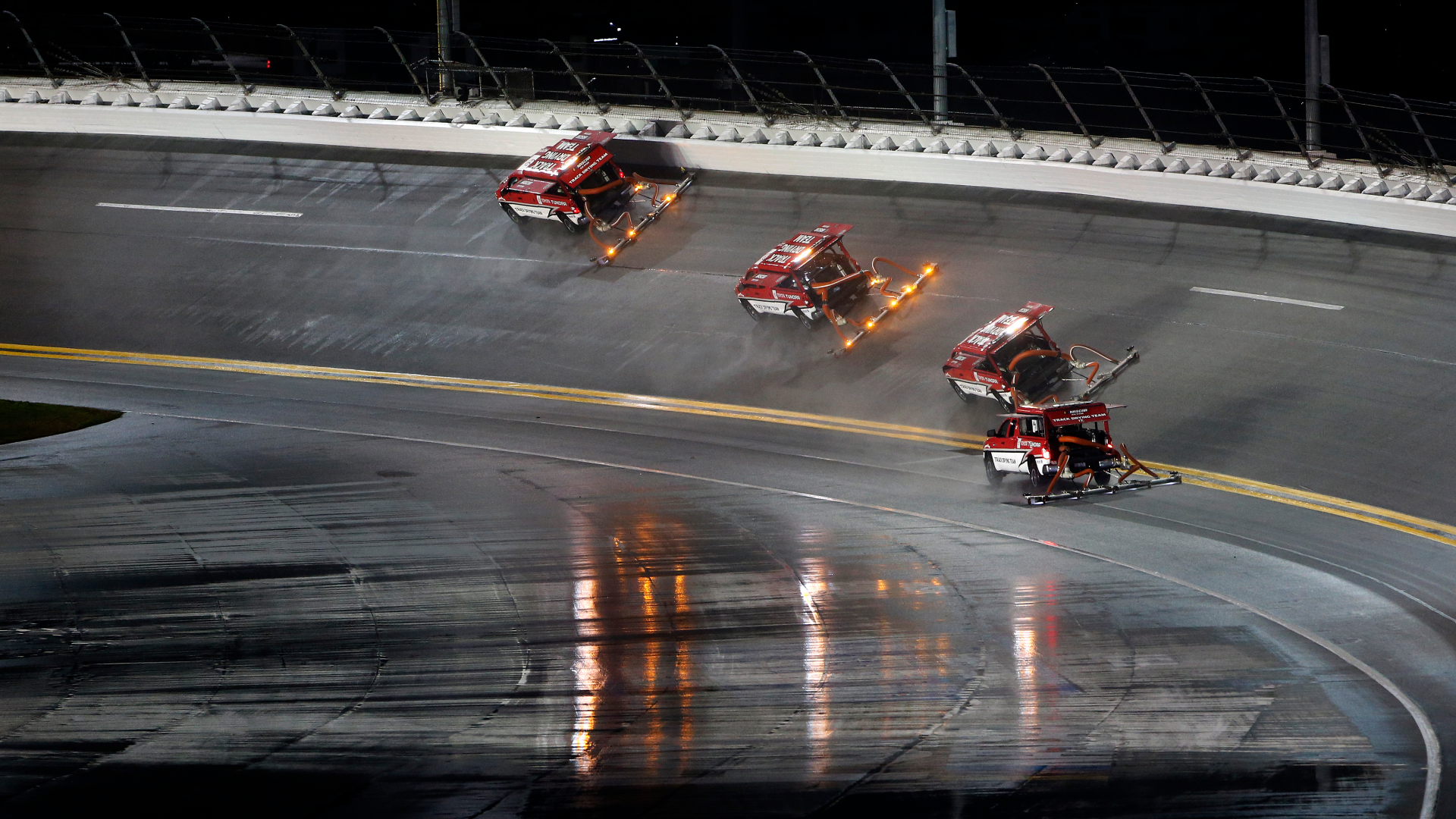 Daytona 500 rain delay updates: How long will weather in forecast delay NASCAR's 2021 race?