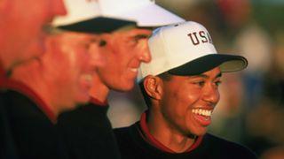 23 Tiger Woods