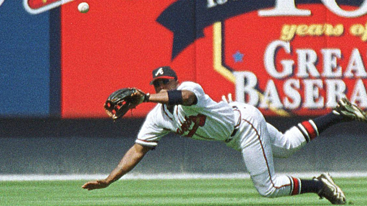 Braves Need To Show More Appreciation For Andruw Jones Greatness Sporting News