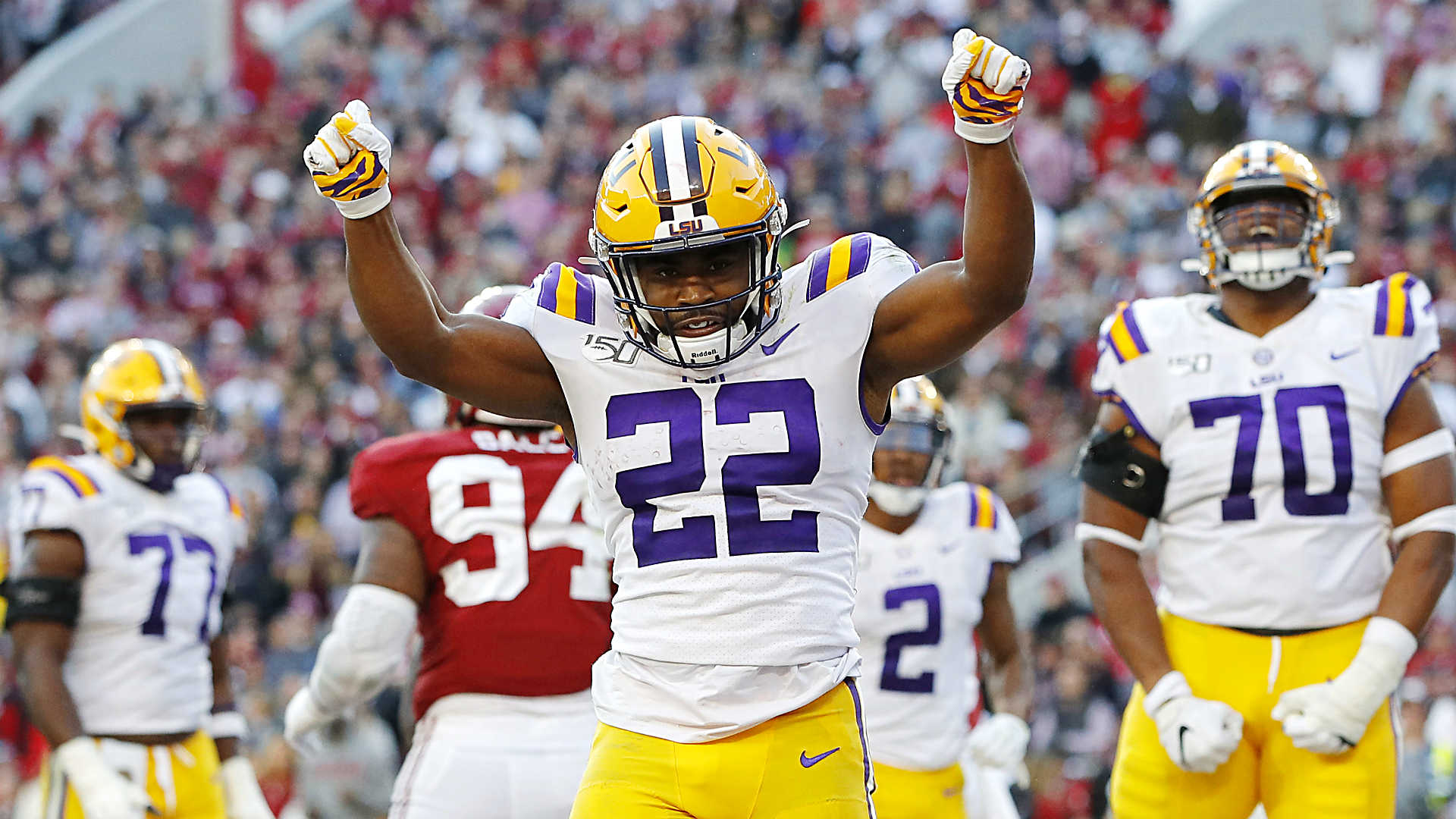 How Alabama's loss to LSU impacts College Football Playoff