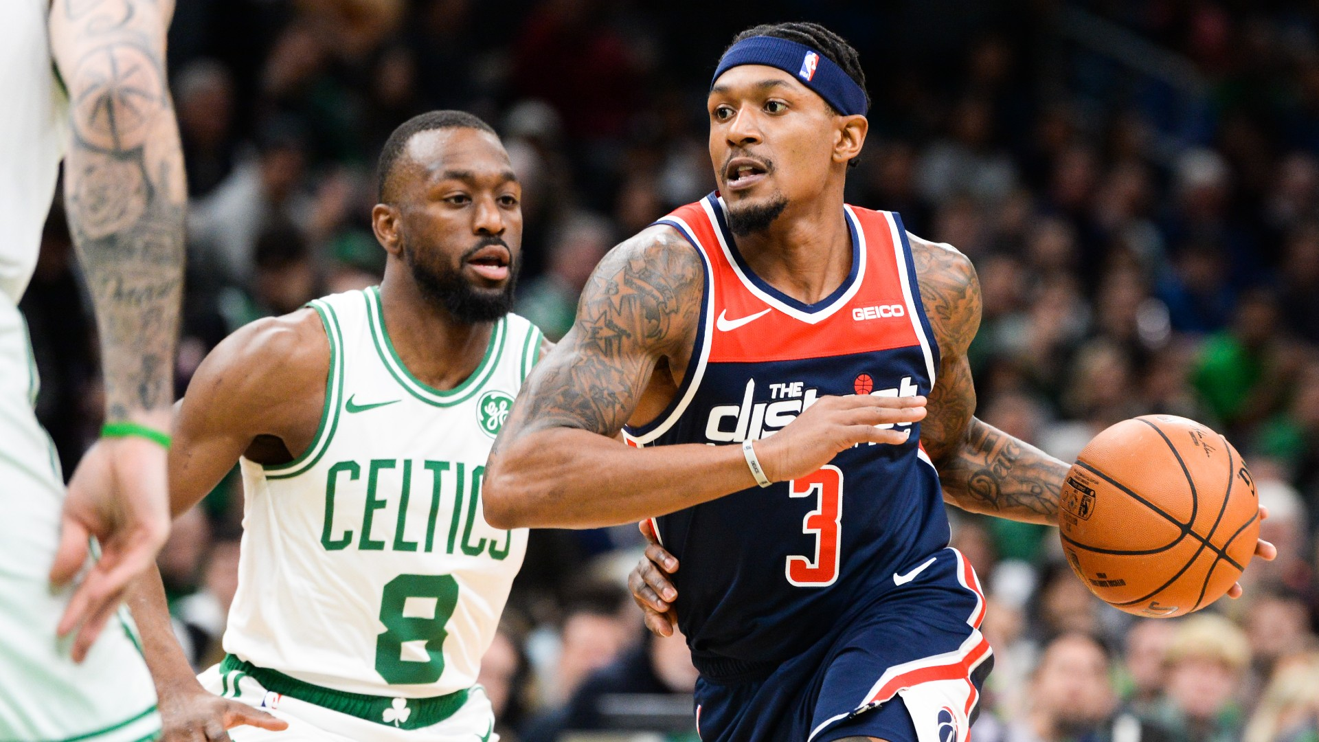 Celtics vs Wizards live score, updates, NBA play-in tournament highlights
