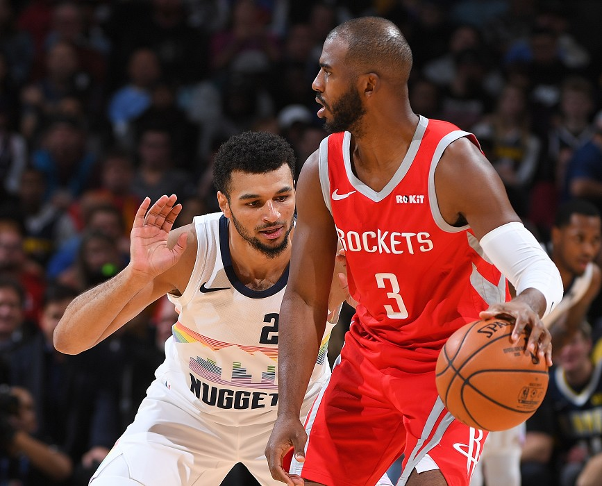 Rockets vs Nuggets