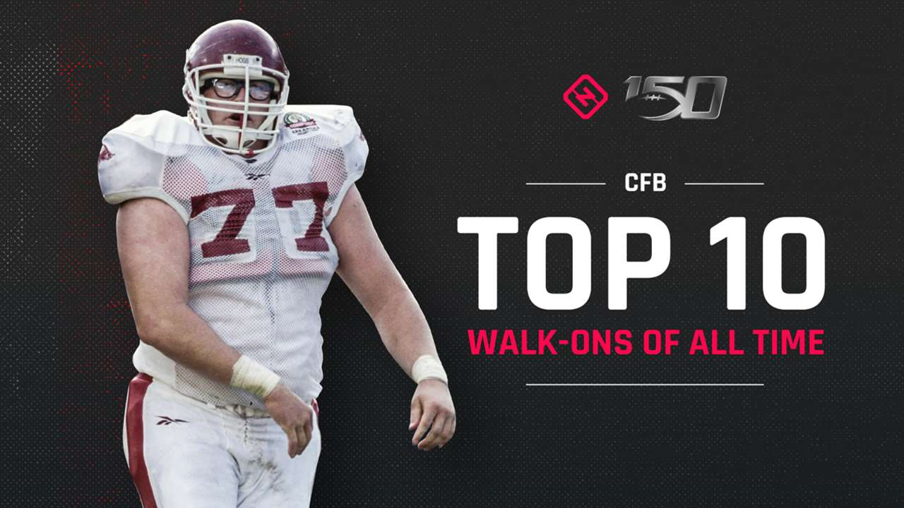 CFB 150 Top 10 Walk-Ons