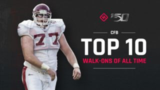 CFB 150 Top 10 Walk-Ons