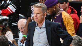 Steve Kerr Golden State Warriors