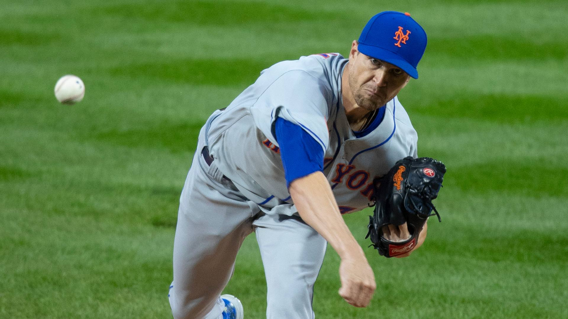 Jacob deGrom injury update: Mets ace leaves after three innings with shoulder pain