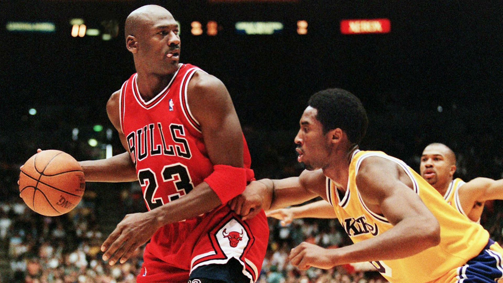 'The Last Dance' footage shows how young Kobe Bryant quickly earned respect of Michael Jordan 1