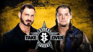 NXT - Baron Corbin vs Austin Aries