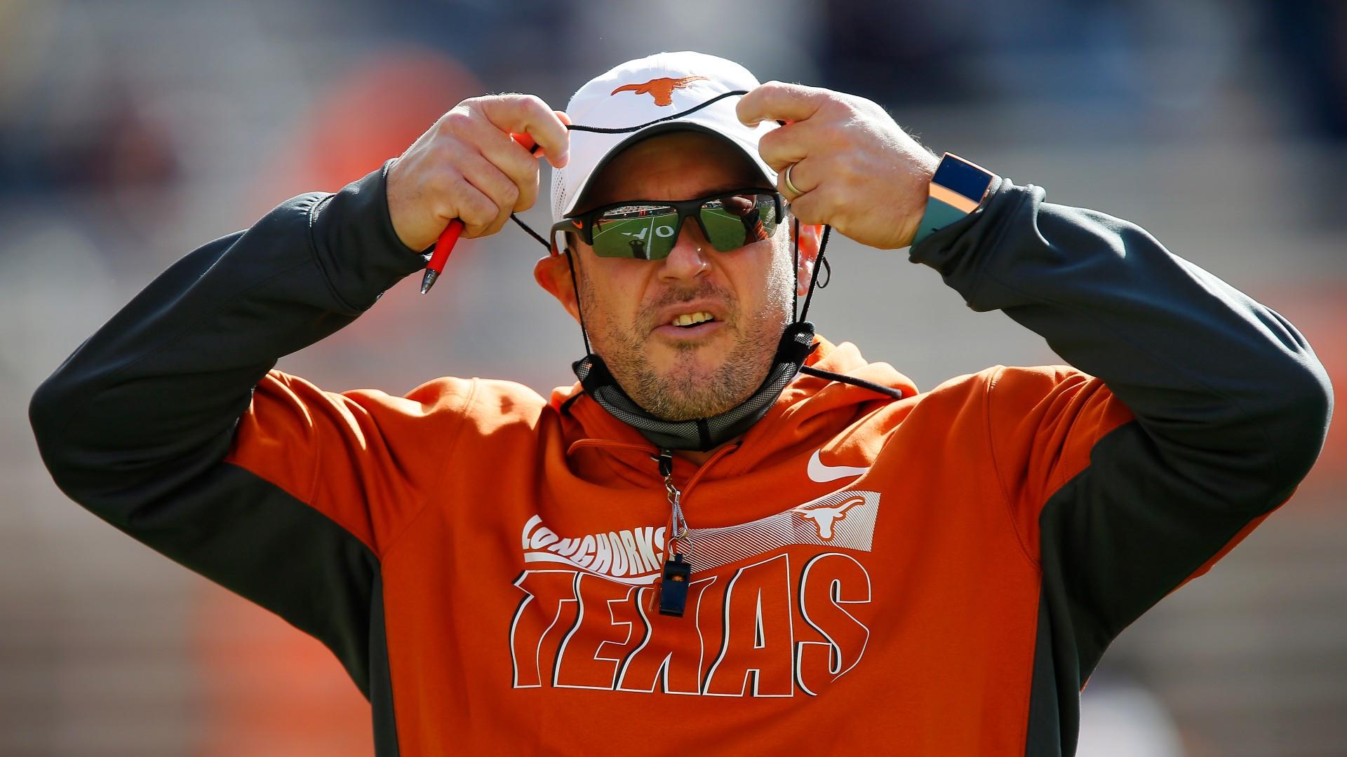 Texas coaching rumors: Tom Herman's hot seat, Urban Meyer's candidacy fuel speculation around Longhorns job