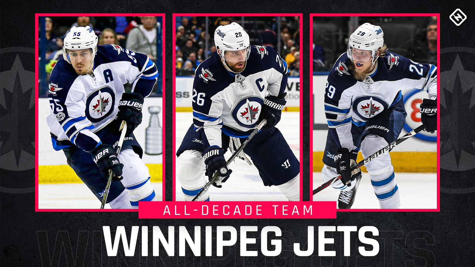 Winnipeg Jets All Decade Team For The 2010s Sporting News Canada
