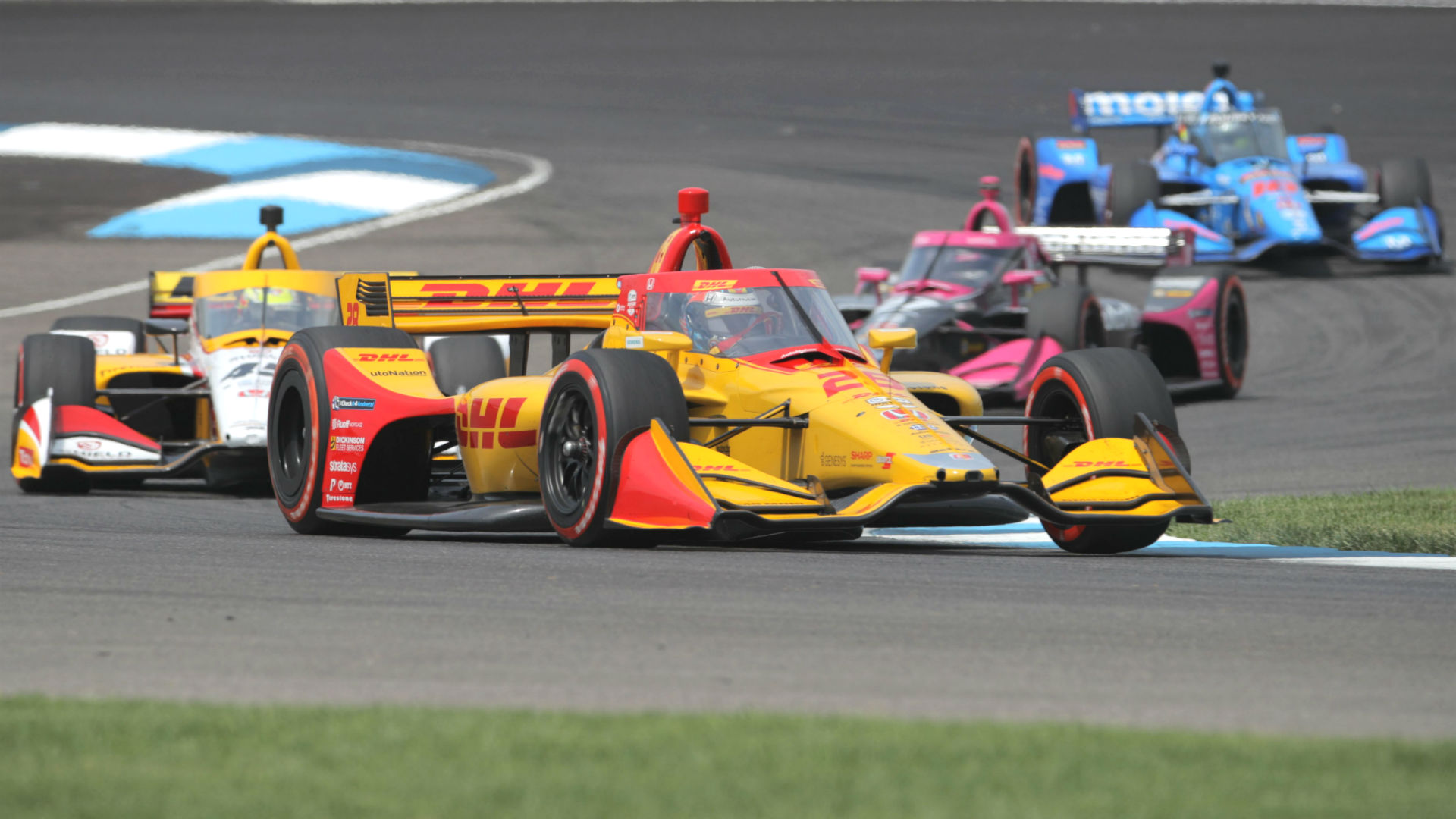 What channel is IndyCar on today? TV schedule, start time for Saturday race at Road America