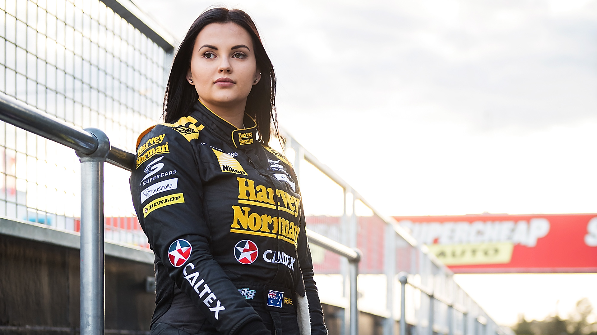 Racing prodigy Renee Gracie went from alt=