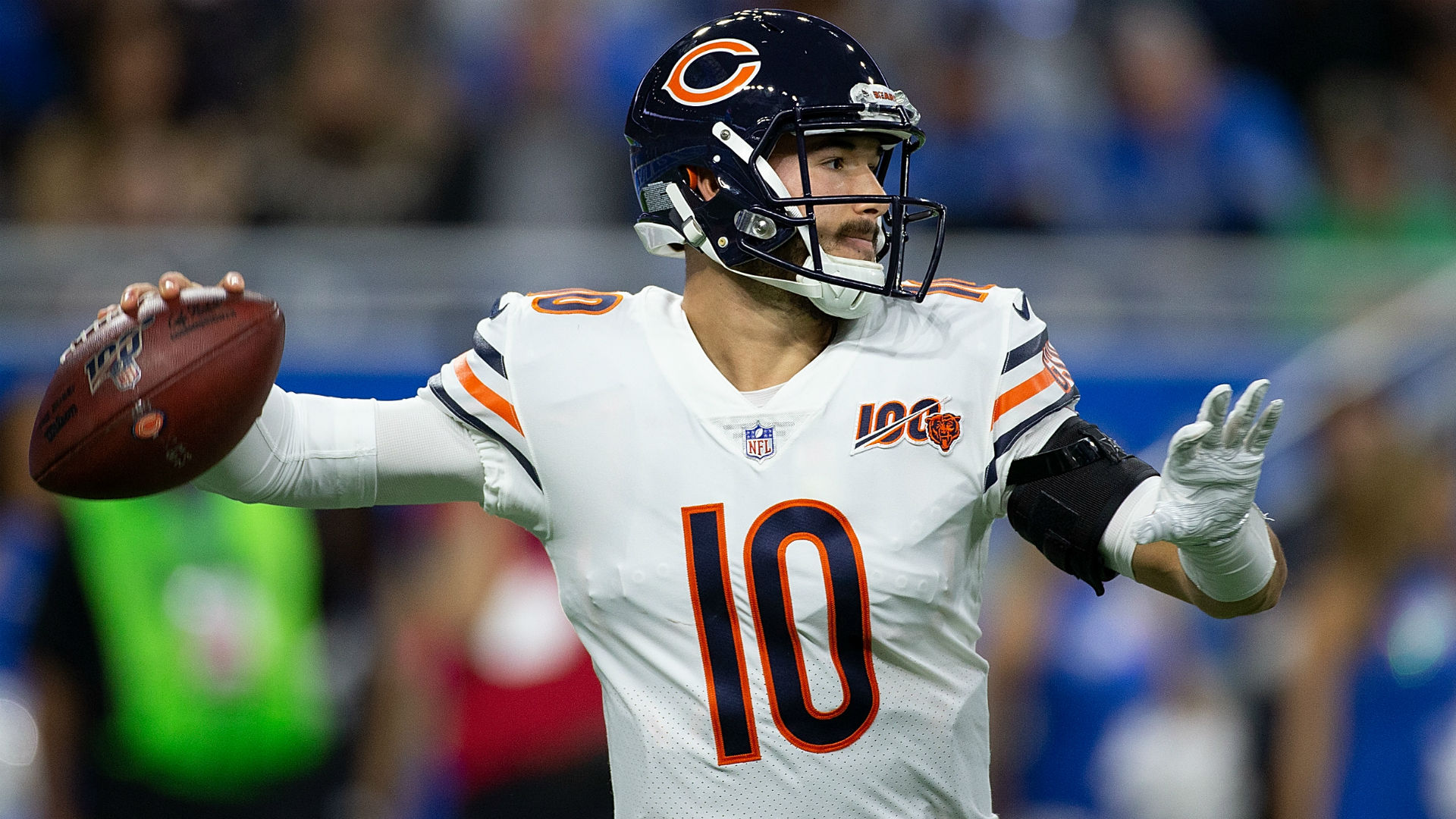 Should the Bears keep Mitchell Trubisky? Exploring Chicago's big QB free agency decision in 2021