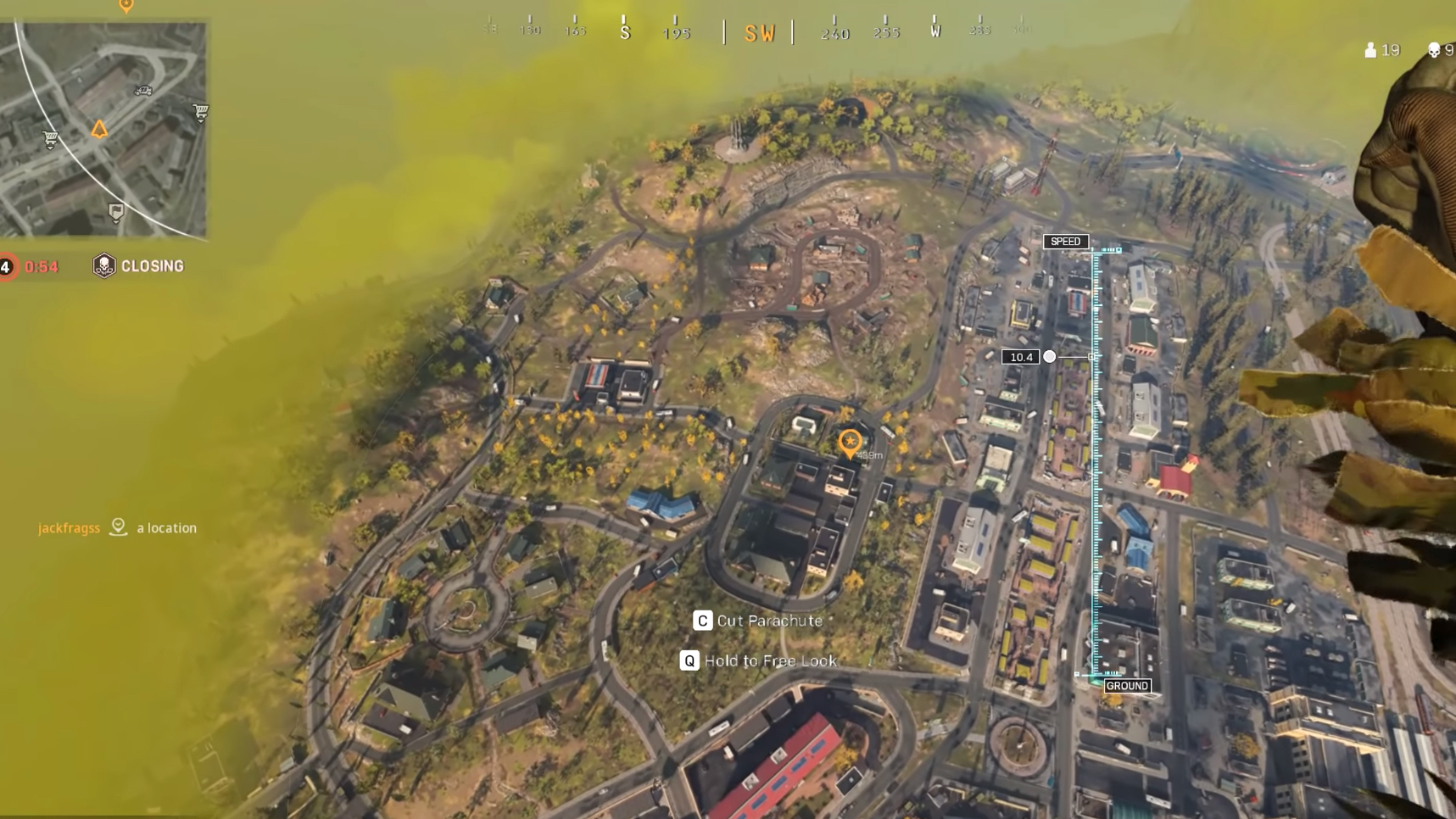 Call of Duty: Warzone' circle update: Timing changes to gas zone, strategy  implications   Sporting News