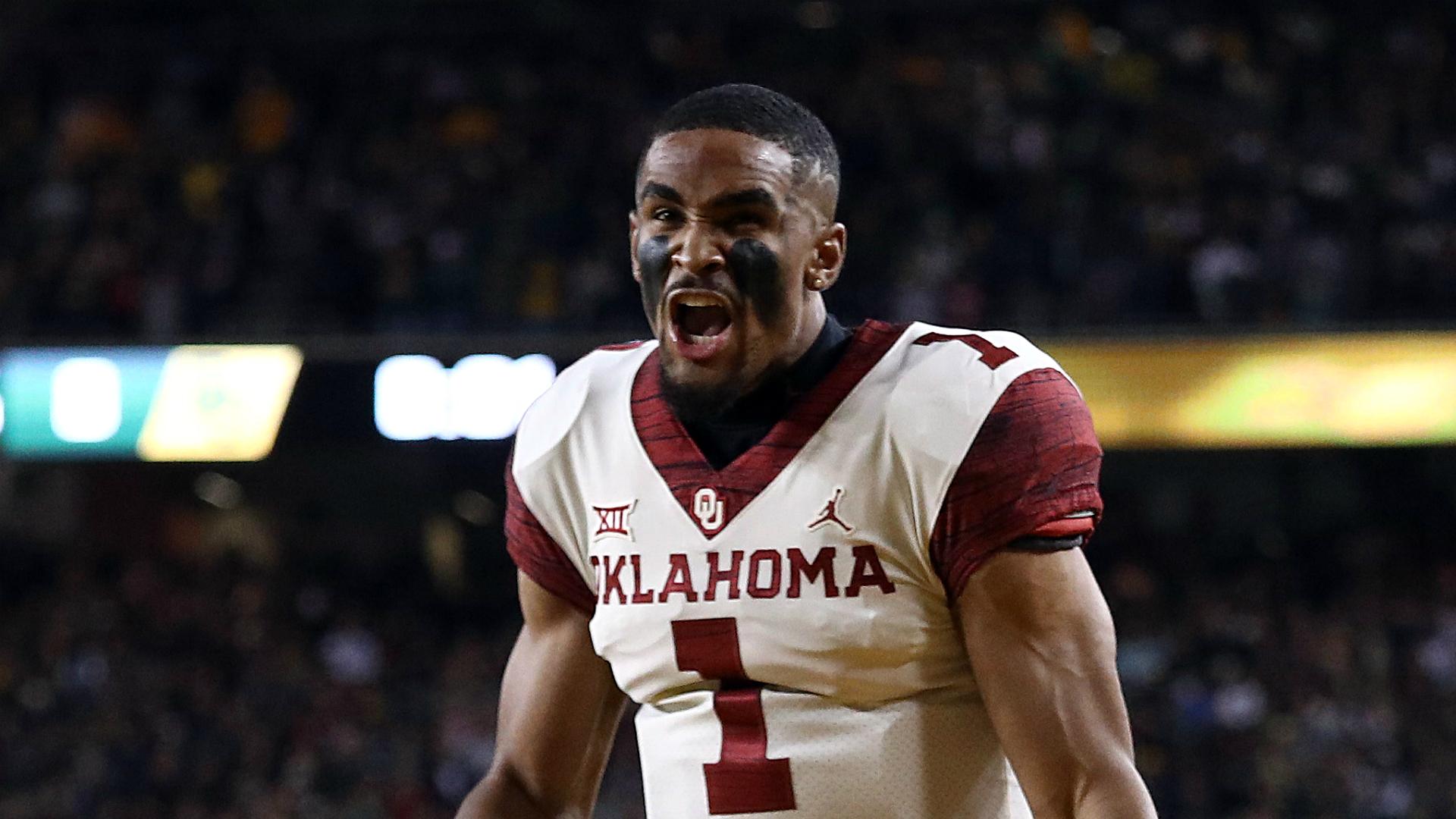 Oklahoma didn't falter as Jalen Hurts, Sooners defense led ...