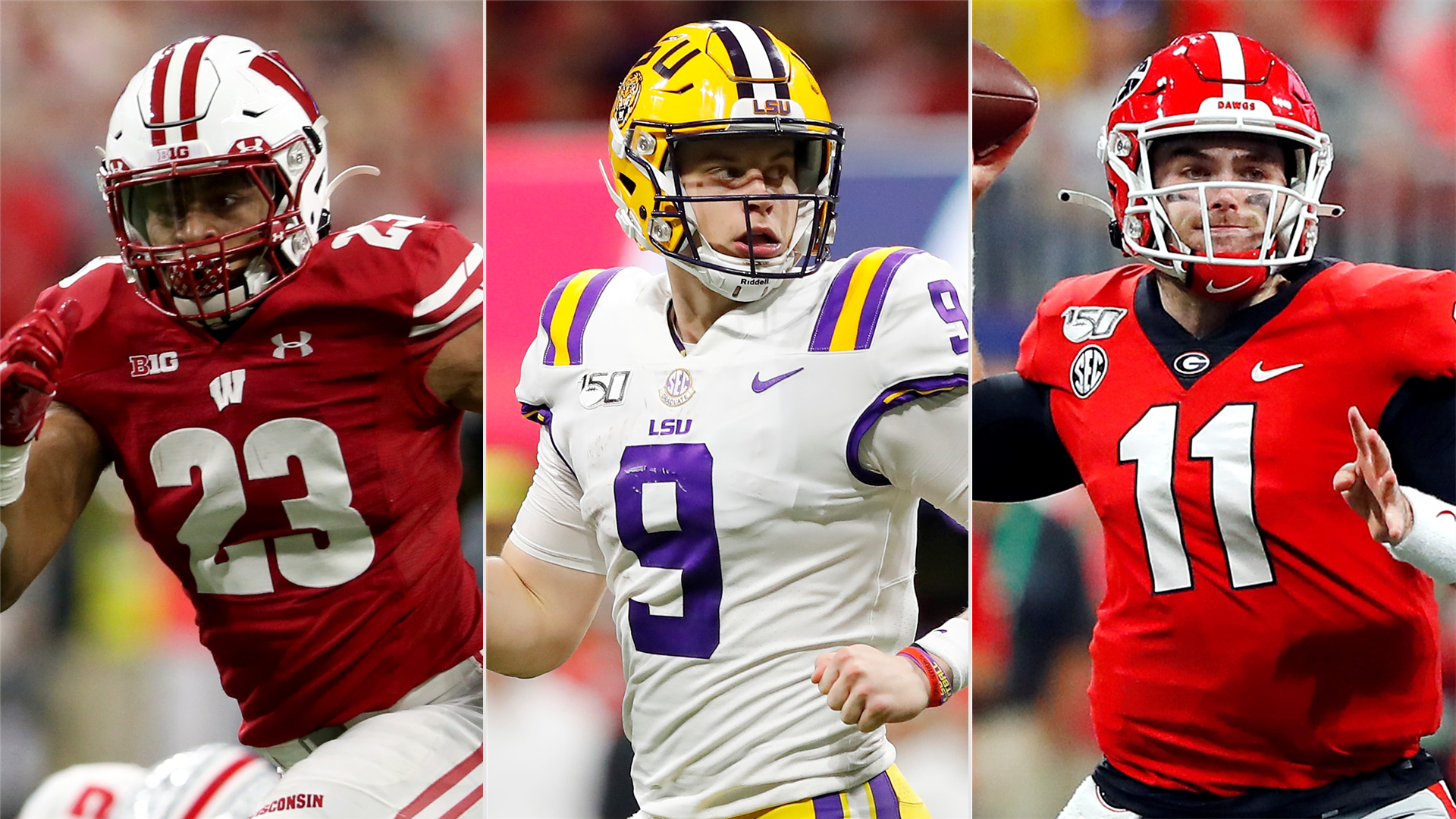 A complete betting guide to college football's New Year's Six bowl games in 2019-20