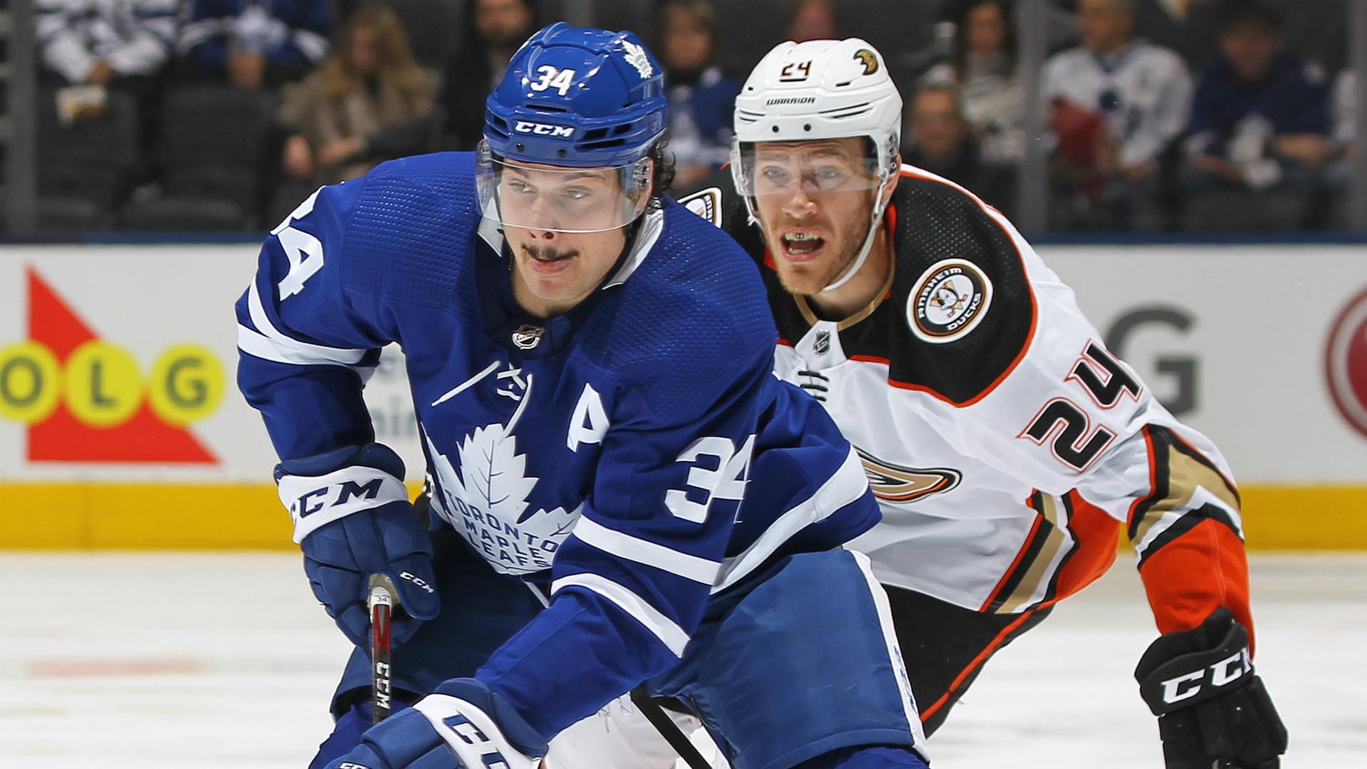 Mr. Consistency: Toronto Maple Leafs star Auston Matthews ...