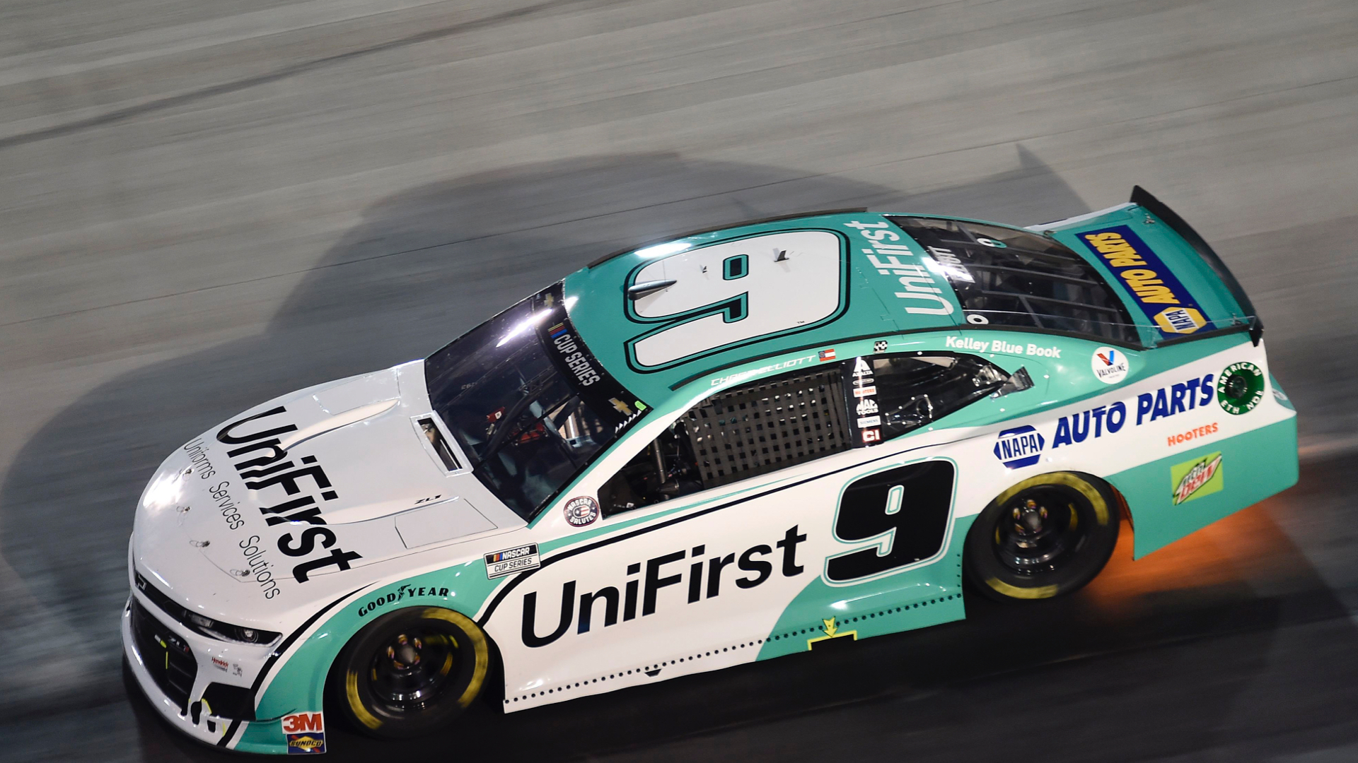 NASCAR All-Star Race results: Chase Elliott cruises to $1 million prize at Bristol 1