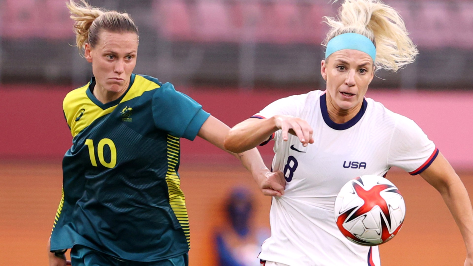 USWNT vs. Australia: Time, channel, TV, stream to watch Olympic women's soccer bronze medal match