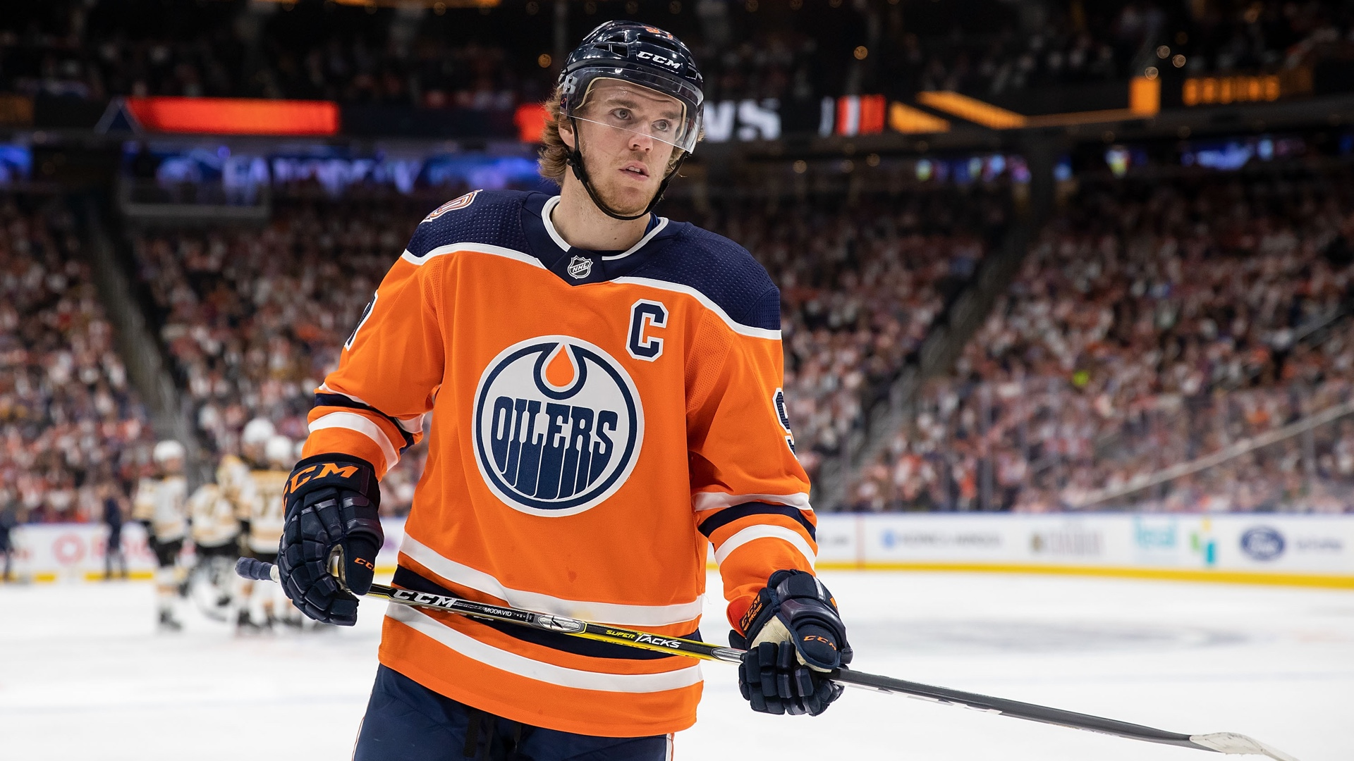 Oilers' Connor McDavid voted NHL's best forward by peers ... but they don't  want him when game is on the line | Sporting News