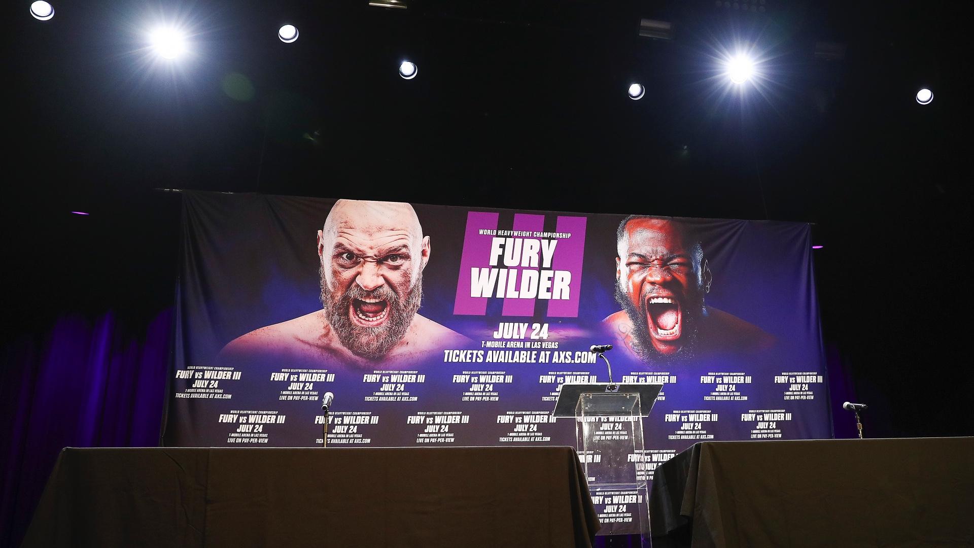 Dompet Tyson marah terhadap Dontey Wilder: Berapa banyak uang yang akan mereka hasilkan dalam trilogi 2021?
