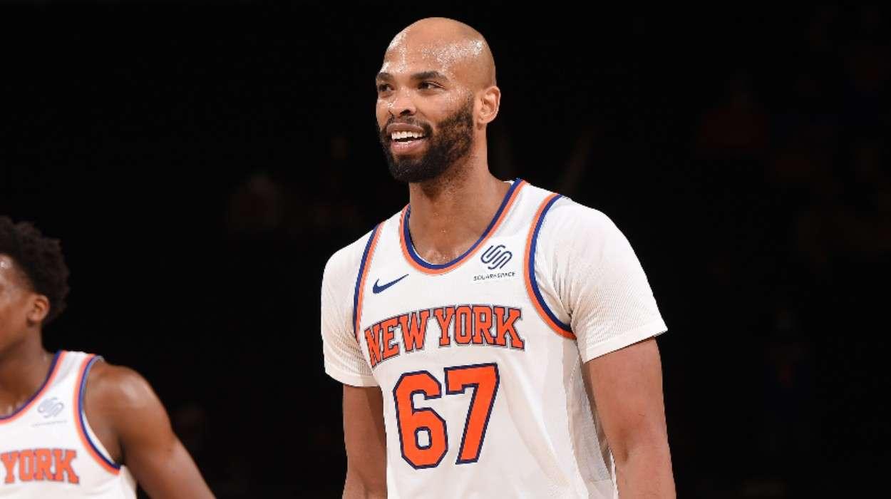 Taj Gibson New York Knicks