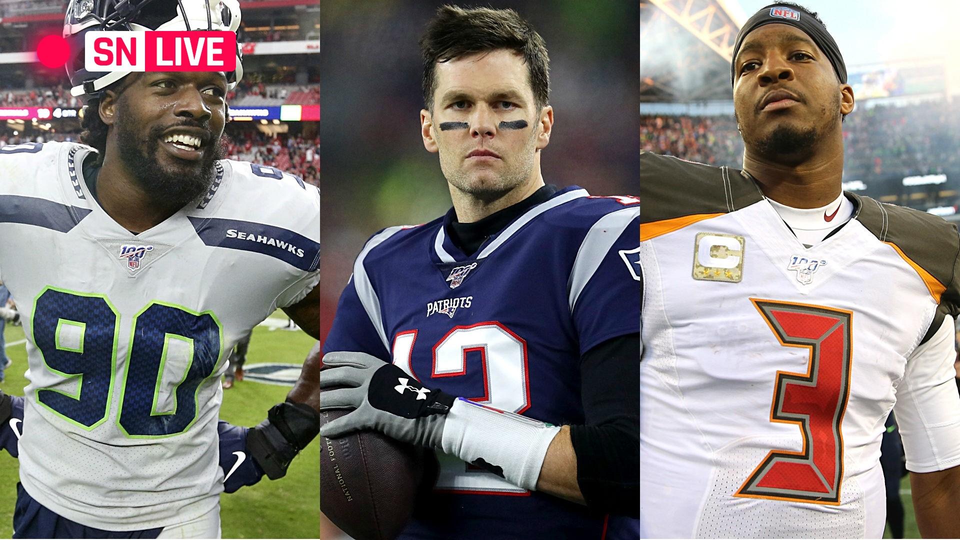 Rastreador de agencias libres de la NFL 2020: actualizaciones en vivo de noticias, rumores, fichajes y operaciones 5