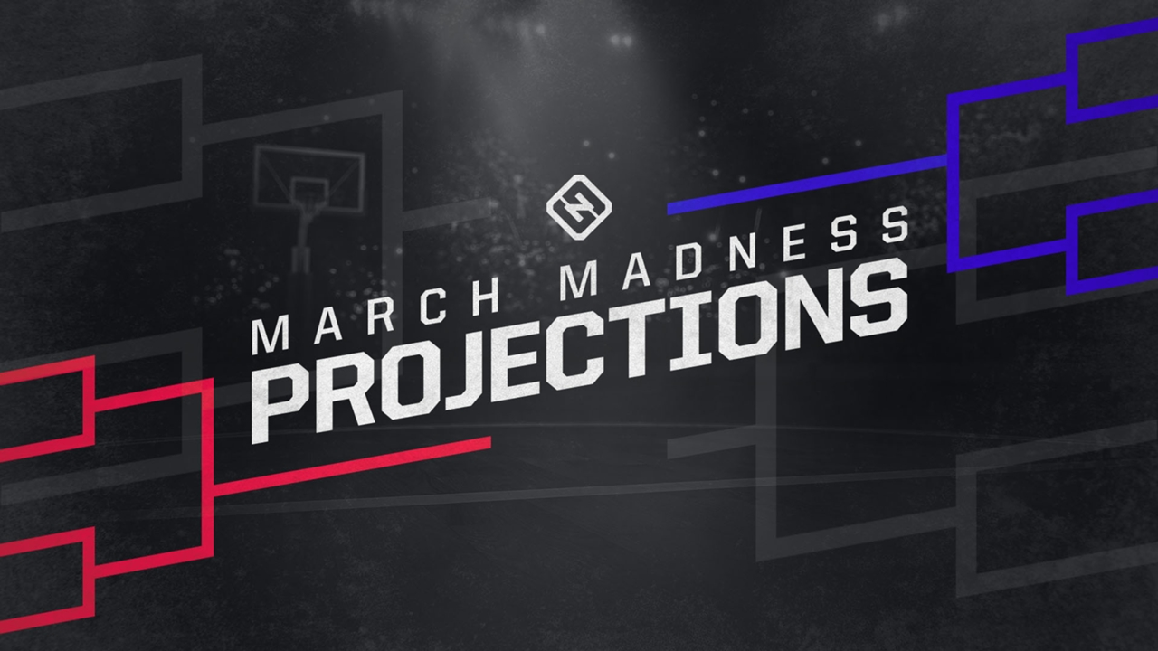The March Madness Field Predicted 100 Days Away From: March Madness Bracket Predictions 4.0: Projecting The
