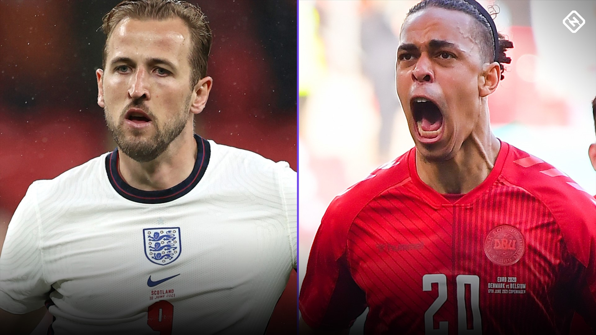 England vs. Denmark: time, line-ups, TV, broadcasts, odds, prediction for the semifinal of Euro 2021