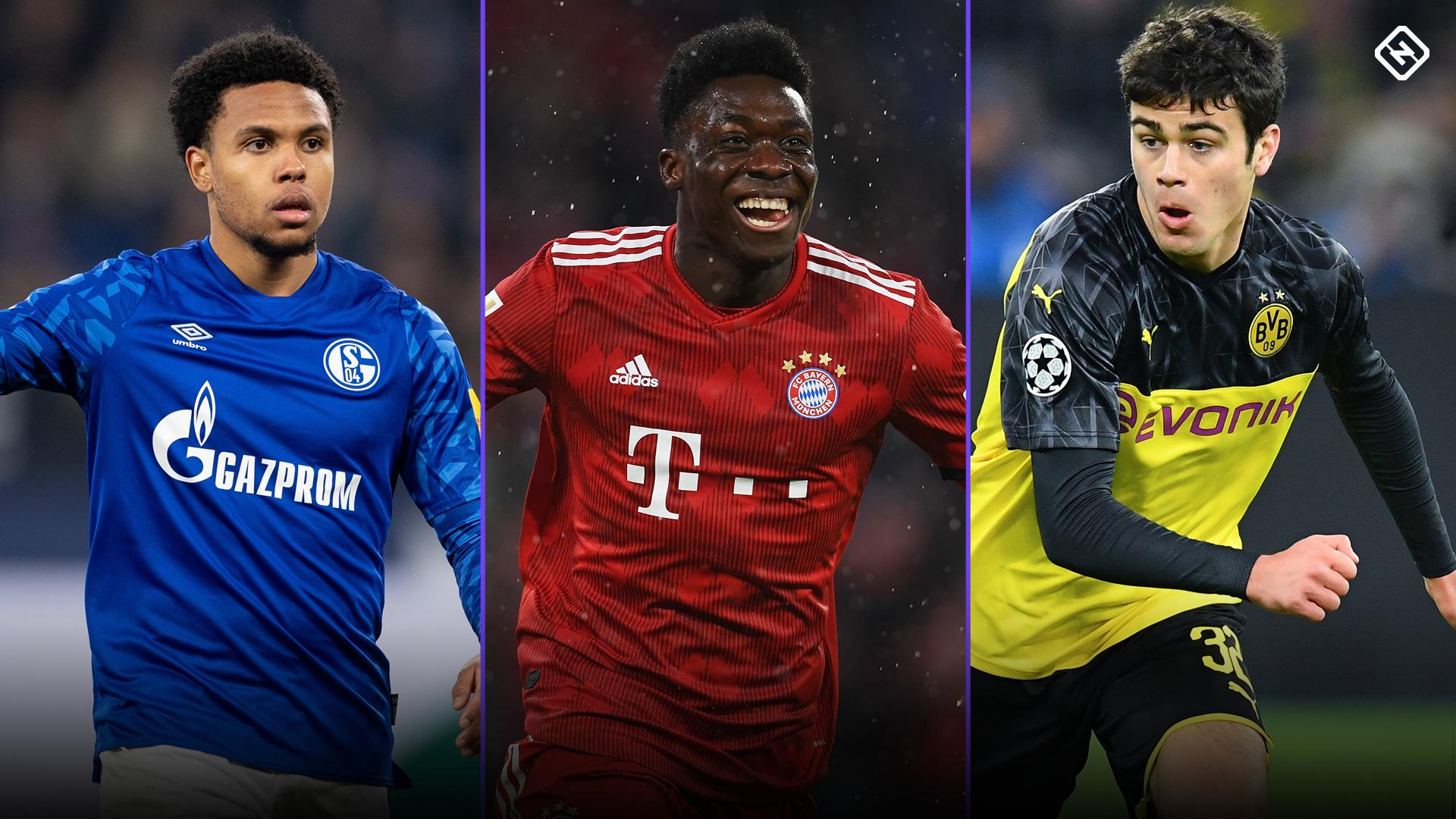 Jugadores de la Bundesliga para saber: Nueve estadounidenses, un canadiense para ver durante el reinicio 11