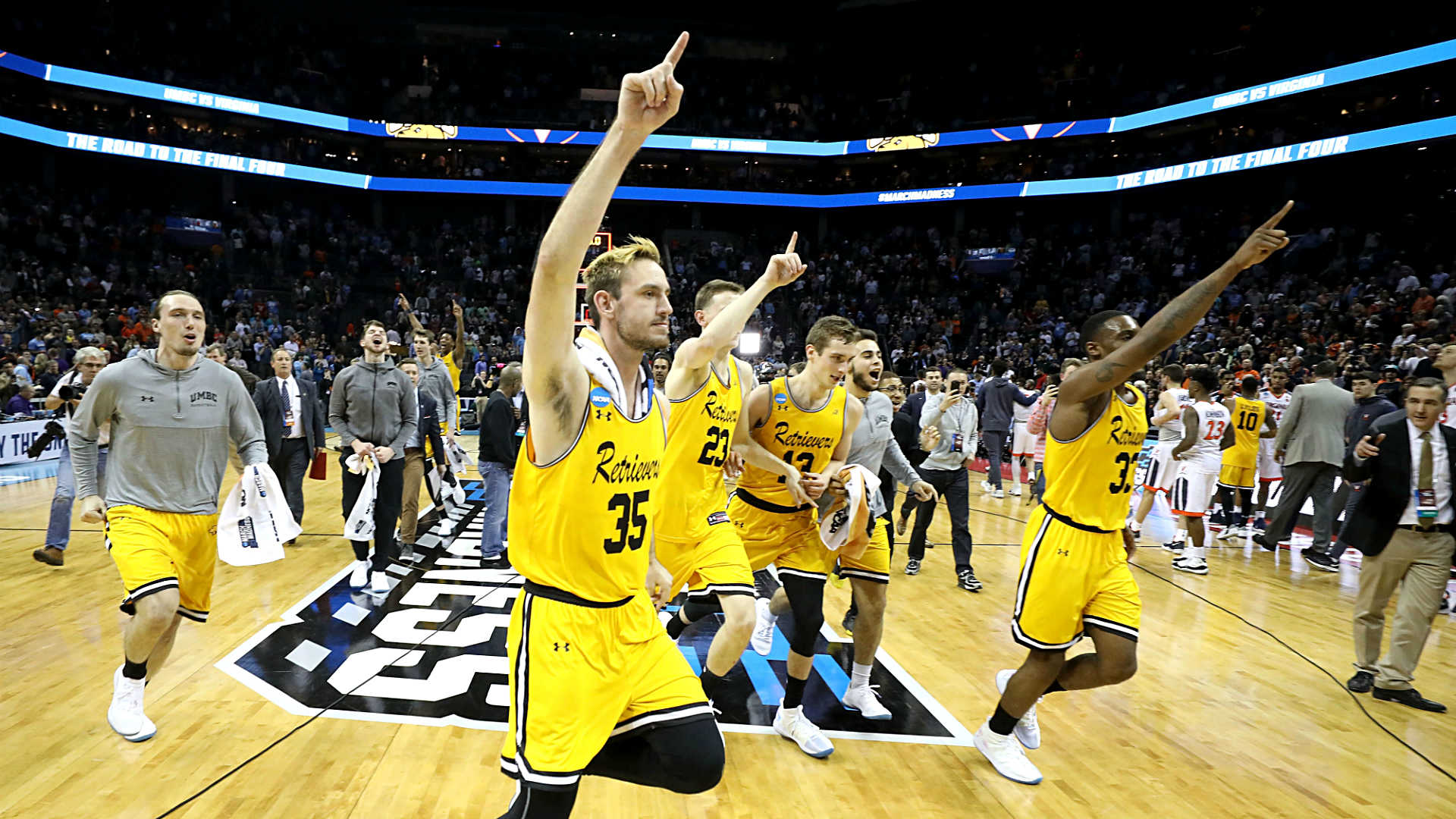 Who is the only 16-seed to win in NCAA Tournament? Remembering UMBC's unprecedented upset of Virginia