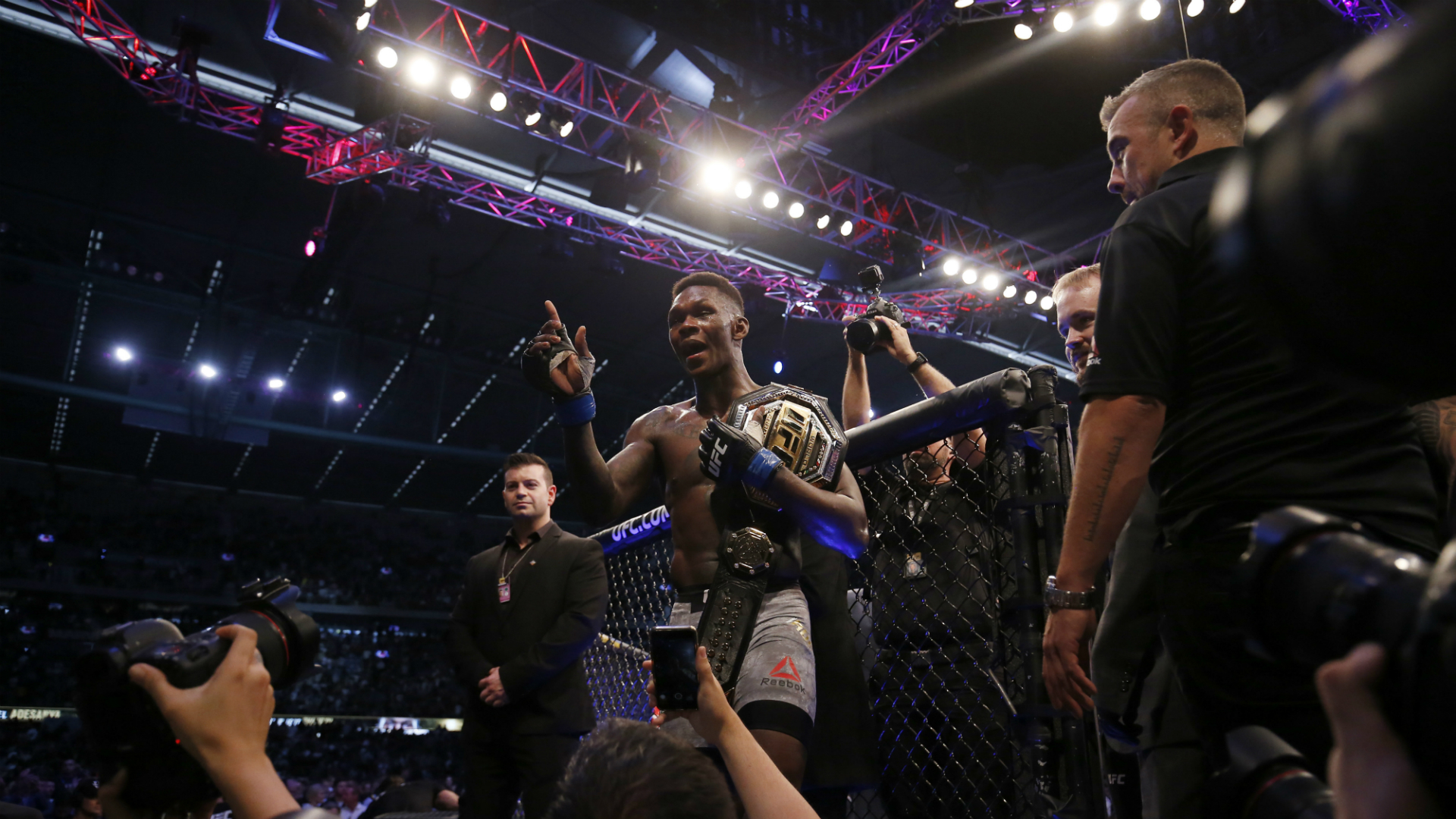 UFC 253 date, start time, card, schedule & odds for Israel Adesanya vs. Paulo Costa