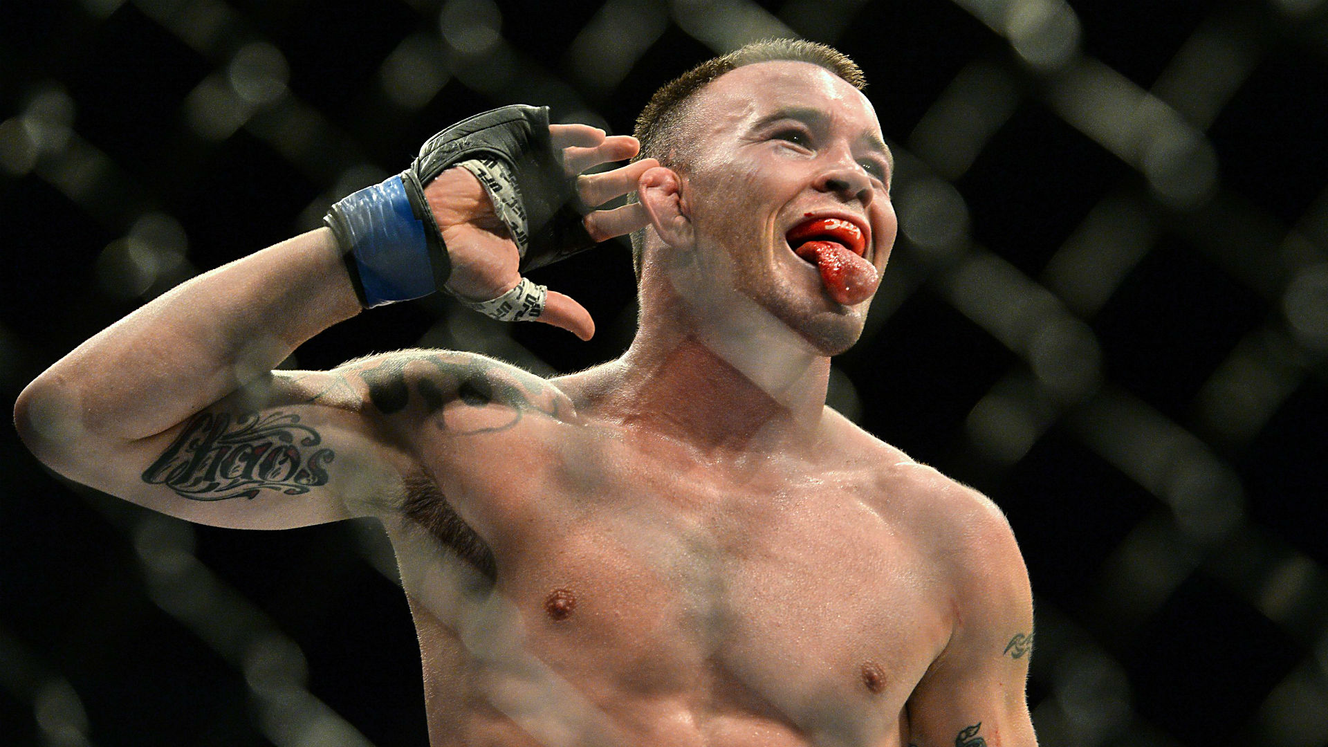 Colby Covington believes Dana White 'absolutely' wants him to lose UFC 245 title fight