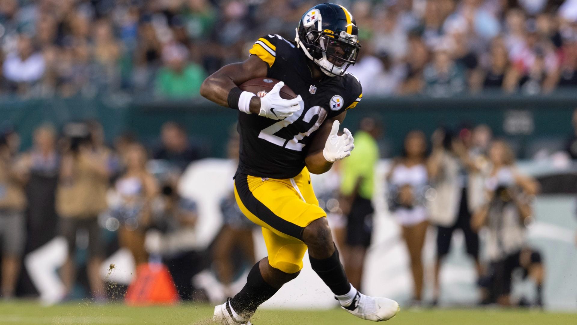 How Steelers nailed Najee Harris pick in 2021 NFL Draft instead of taking QB, offensive lineman