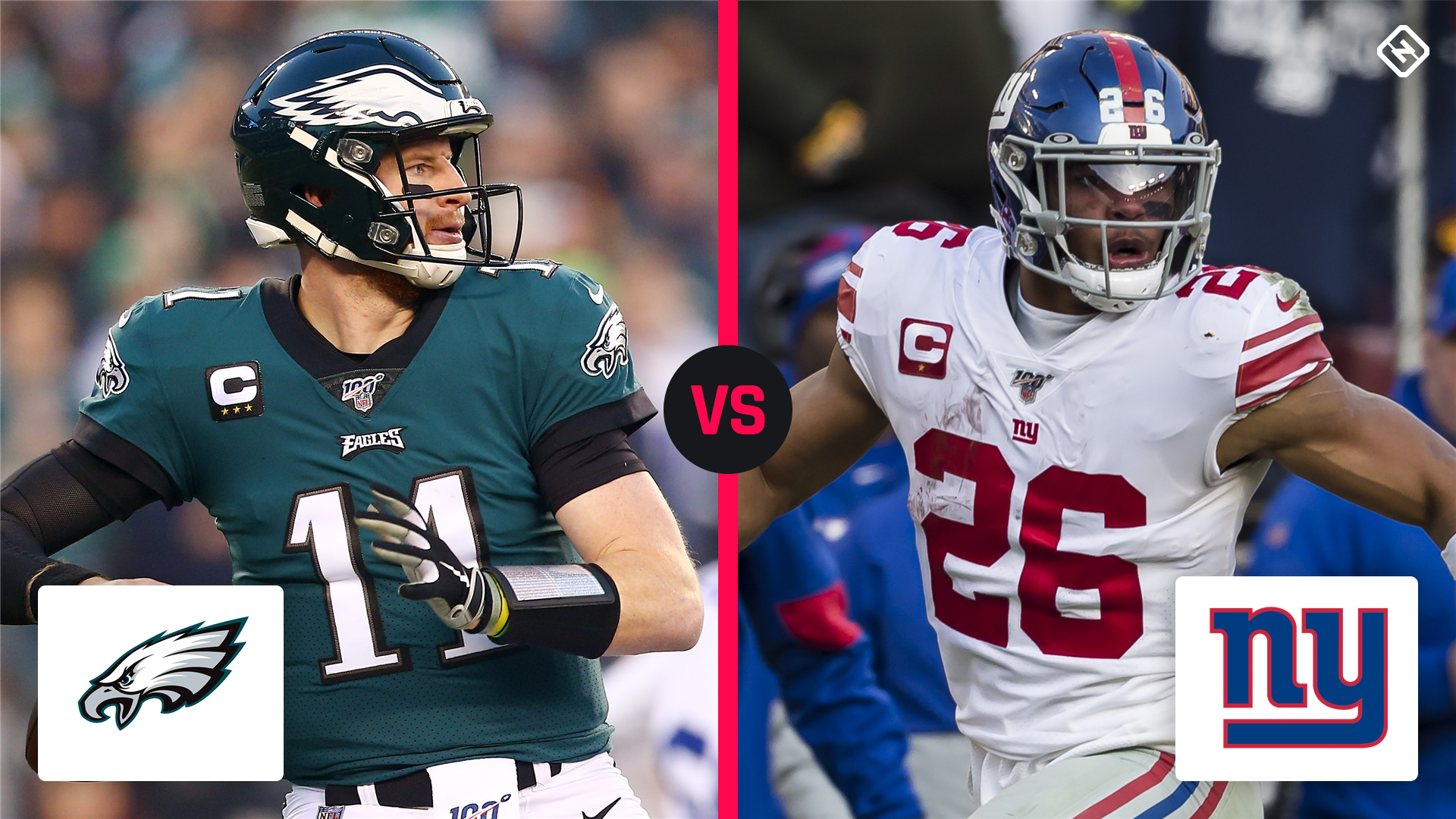 watch eagles vs giants game live free