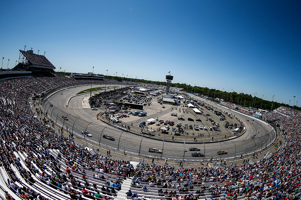 Who won the NASCAR race yesterday? Complete results from Richmond race