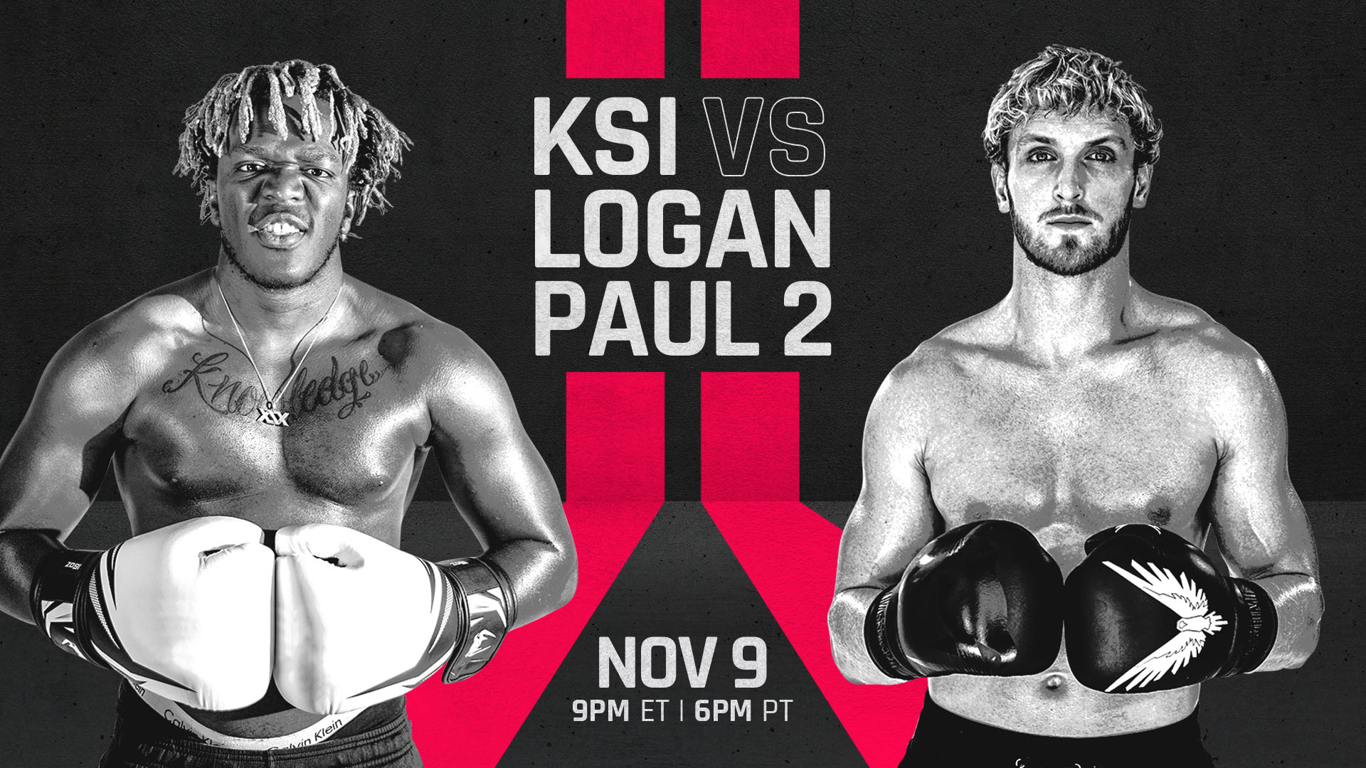Ksi Vs Logan Paul Time