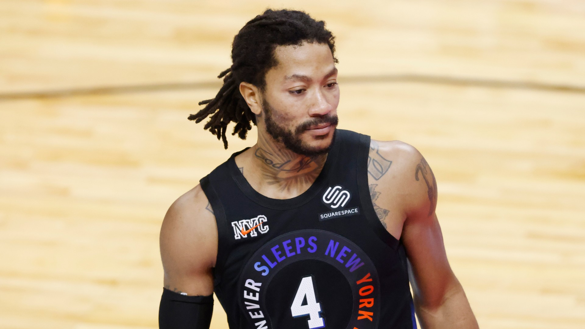 Derrick Rose Shares Brutal Covid 19 Experience It Was Nothing Like The Flu Sporting News