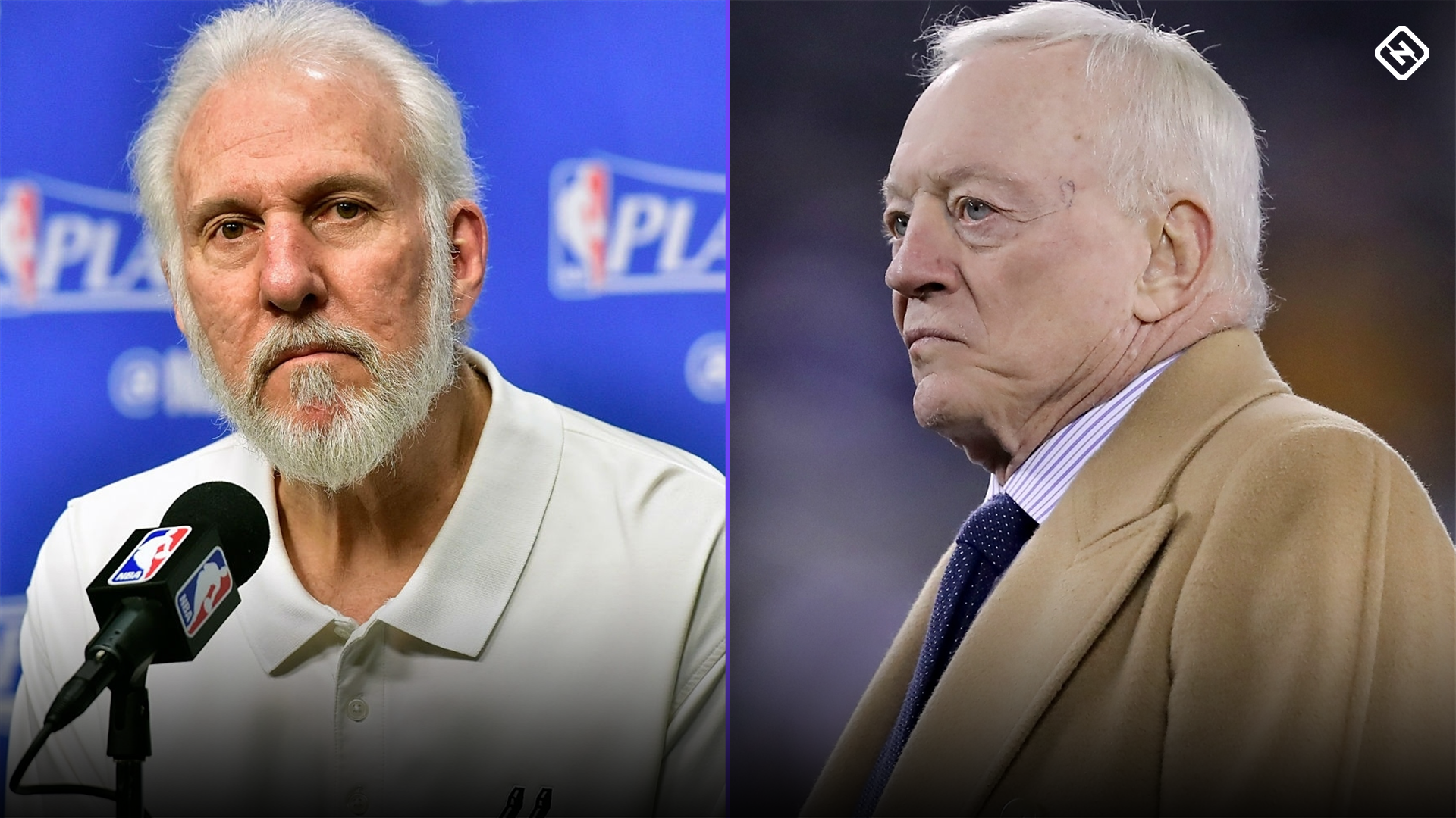 Spurs' Greg Popovich takes aim at Roger Goodell, 'hypocritical' NFL owners 1