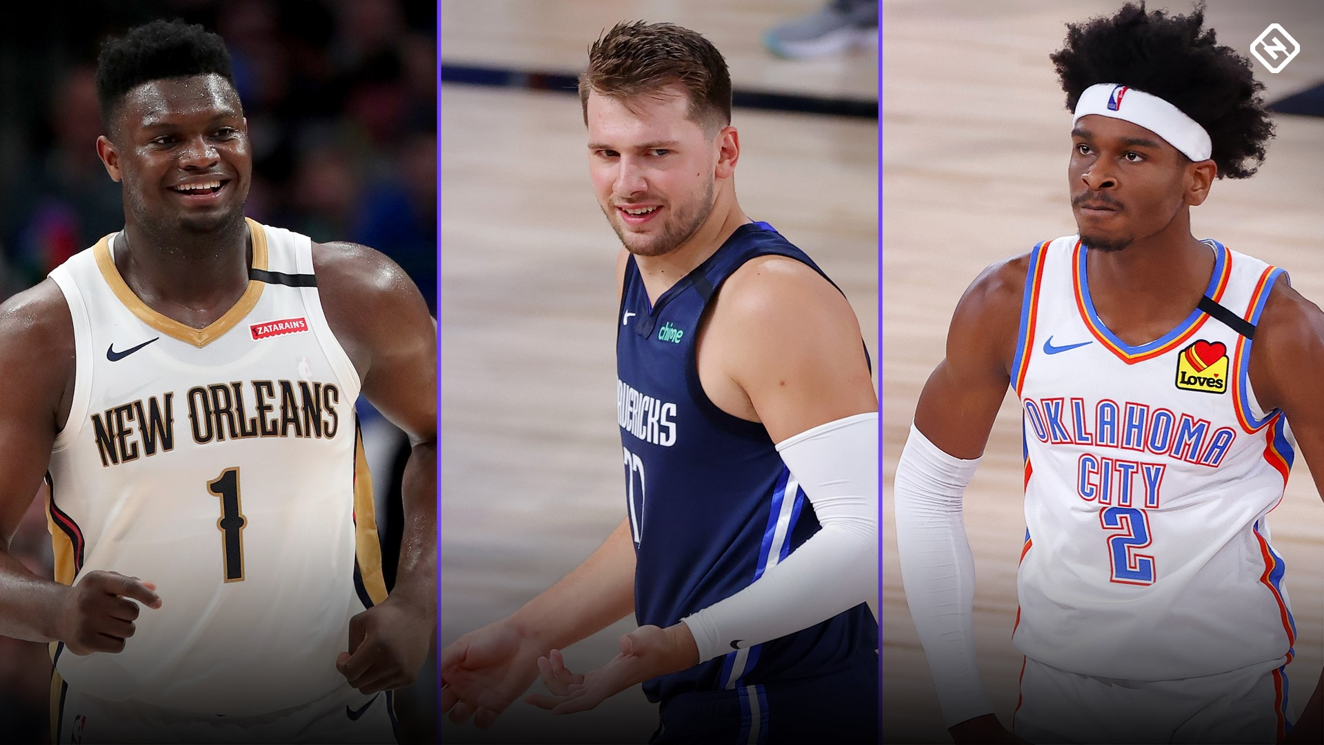 NBA teams with brightest futures: Thunder, Mavericks, Pelicans among risers ahead of draft