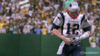 Madden NFL 17 Tom Brady