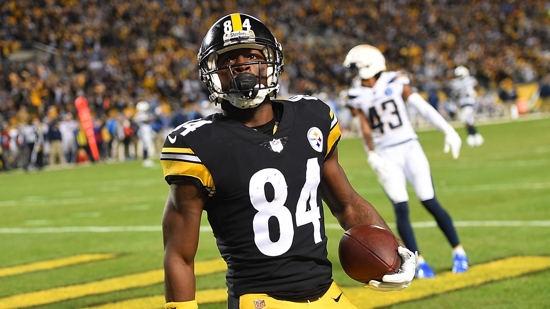 Trade Cut Or Keep Antonio Brown Explaining The Steelers Options