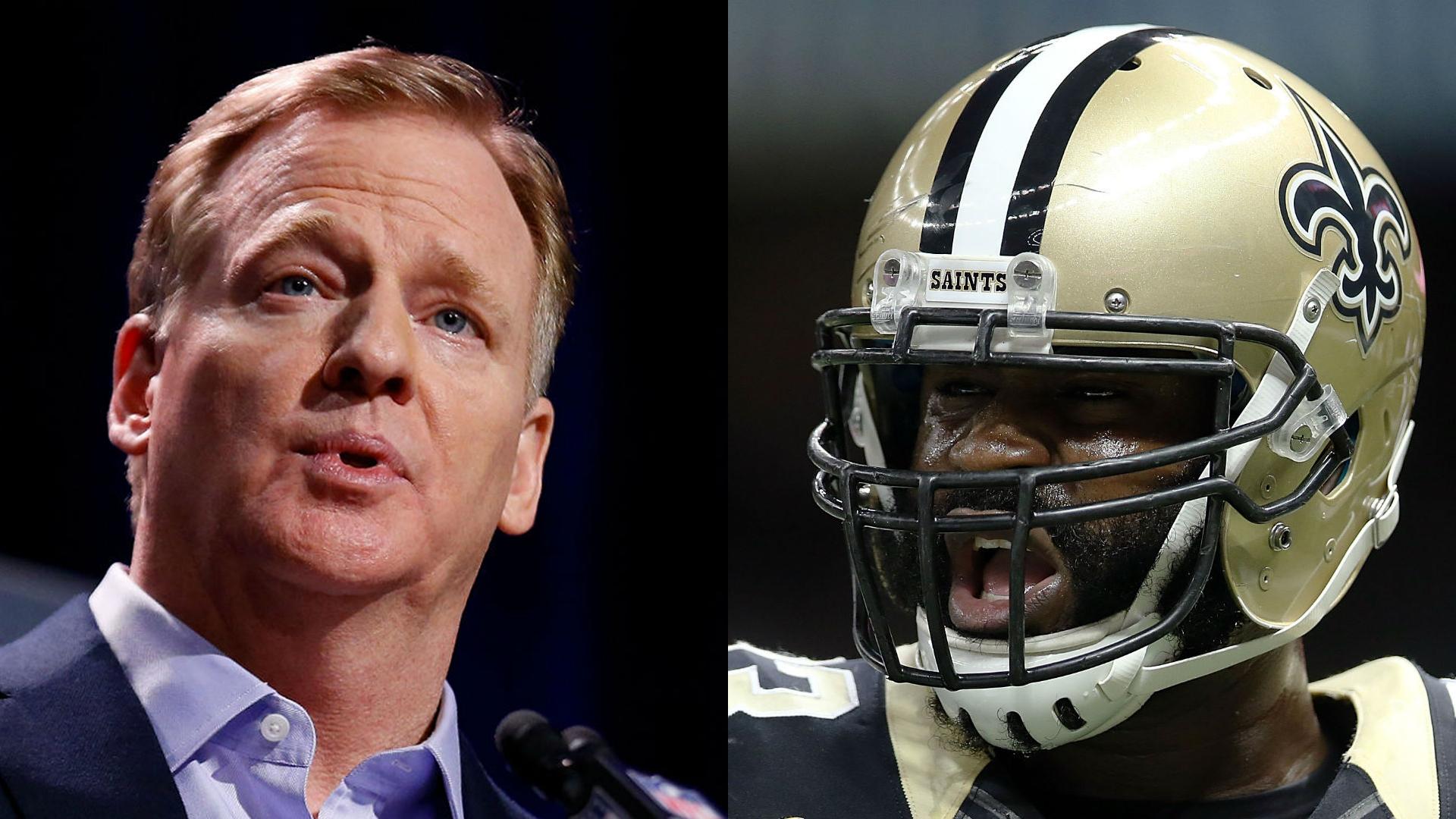 Junior Galette claims he's been 'blackballed' from NFL in open letter to Roger Goodell 1