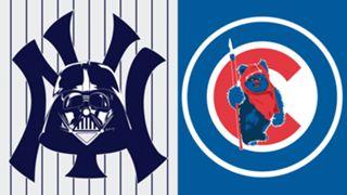 MLB x Star Wars