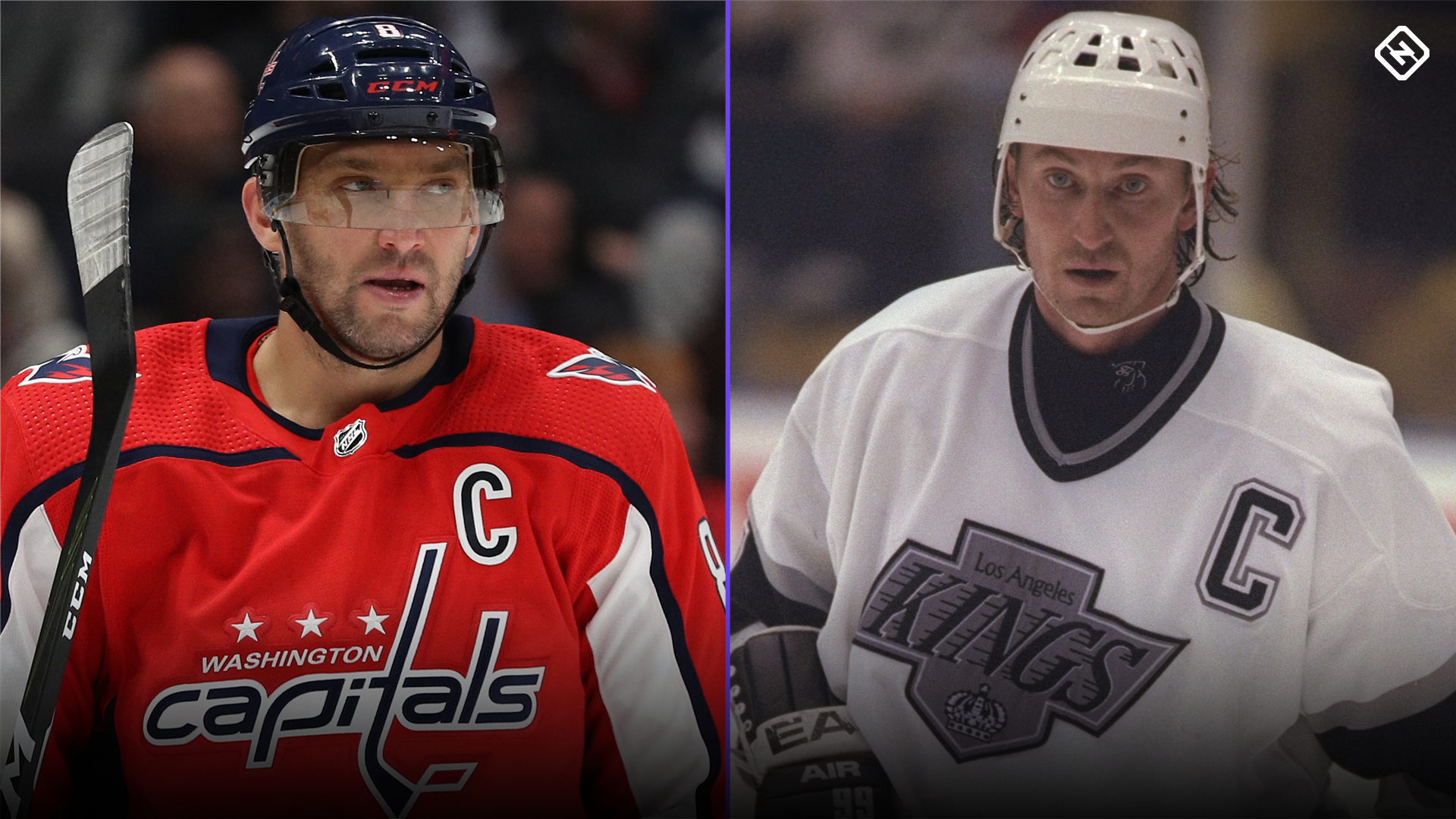 Wayne Gretzky rooting for Alex Ovechkin to break his goals record