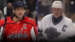 Ovechkin-Gretzky split